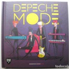 Libros: LIBRO DEPECHE MODE - ED. RESERVOIR BOOKS - SOLEDAD ROMERO FERNANDO DEL HIERRO - NUEVO - COMIC. Lote 199659933