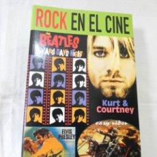 Libros: LIBRO - ROCK EN EL CINE - EDUARDO GUILLOT. Lote 200818681
