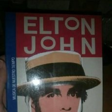 Libros: LIBRO ELTON JOHN. Lote 204034555