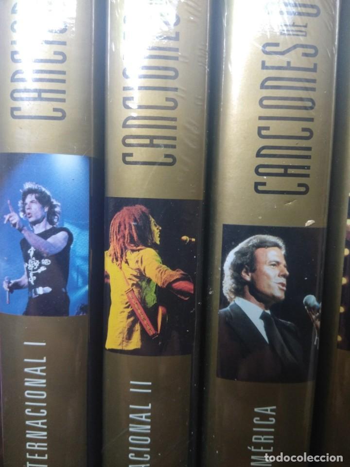 Libros: ENCICLOPEDIA MUSICAL CANCIONES DE ORO ( 5 TOMOS, COMPLETA, NUEVA, PRECINTADA) - Foto 2 - 205104661