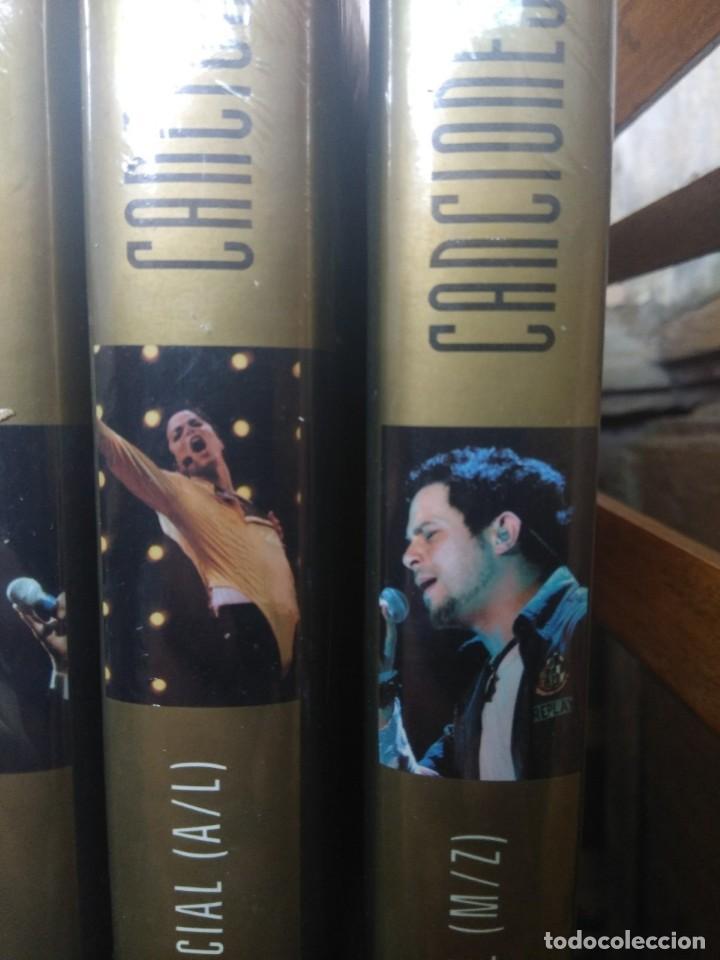 Libros: ENCICLOPEDIA MUSICAL CANCIONES DE ORO ( 5 TOMOS, COMPLETA, NUEVA, PRECINTADA) - Foto 3 - 205104661