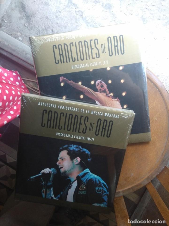 Libros: ENCICLOPEDIA MUSICAL CANCIONES DE ORO ( 5 TOMOS, COMPLETA, NUEVA, PRECINTADA) - Foto 4 - 205104661