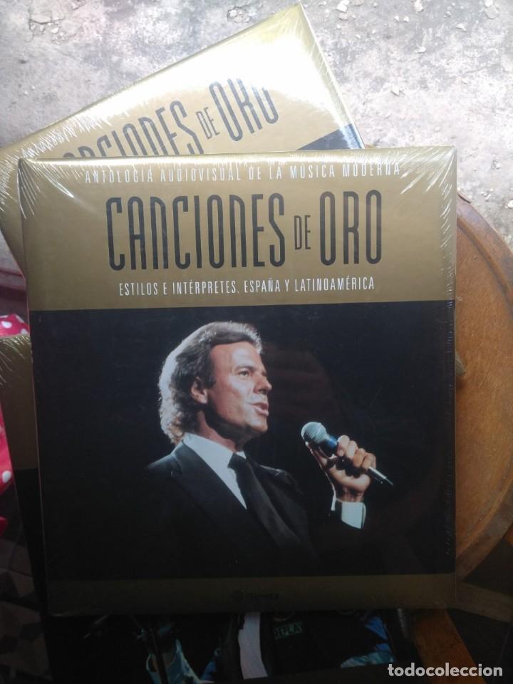 Libros: ENCICLOPEDIA MUSICAL CANCIONES DE ORO ( 5 TOMOS, COMPLETA, NUEVA, PRECINTADA) - Foto 5 - 205104661