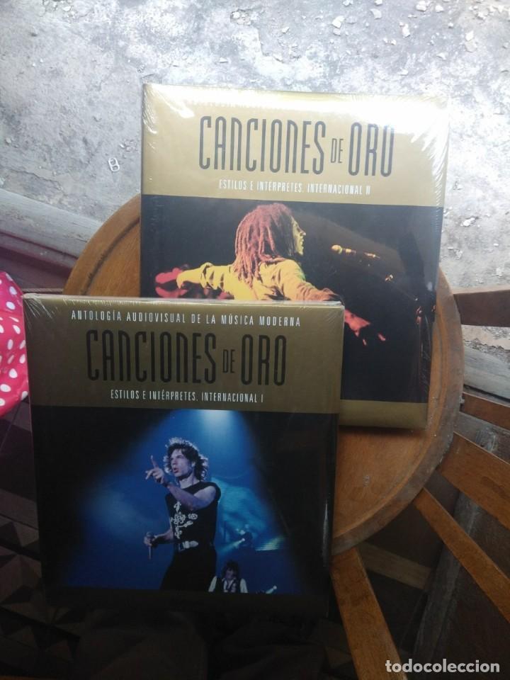 Libros: ENCICLOPEDIA MUSICAL CANCIONES DE ORO ( 5 TOMOS, COMPLETA, NUEVA, PRECINTADA) - Foto 6 - 205104661