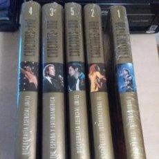 Libros: ENCICLOPEDIA MUSICAL CANCIONES DE ORO ( 5 TOMOS, COMPLETA, NUEVA, PRECINTADA). Lote 205104661