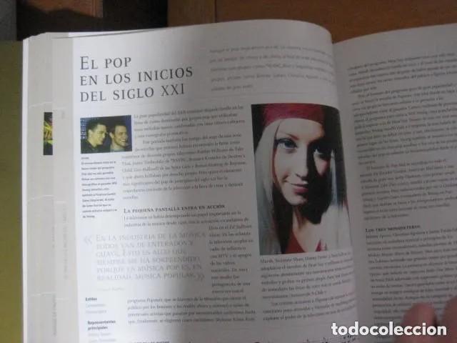 Libros: ENCICLOPEDIA MUSICAL CANCIONES DE ORO ( 5 TOMOS, COMPLETA, NUEVA, PRECINTADA) - Foto 10 - 205104661