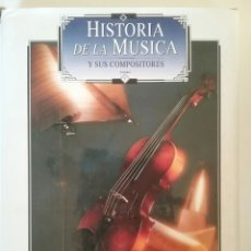 Libros: HISTÓRIA DE LA MÚSICA PRESTIGE COLLECTION. Lote 209612055