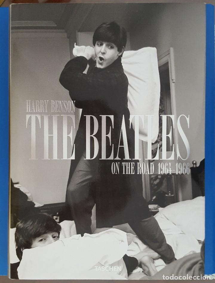 LIBRO / THE BEATLES ON THE ROAD 1964-1966 - HARRY BENSON / TASCHEN 2017 (Libros Nuevos - Bellas Artes, ocio y coleccionismo - Música)