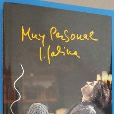 Libros: LIBRO / JOAQUIN SABINA - MUY PERSONAL, PLANETA 2013. Lote 209747365
