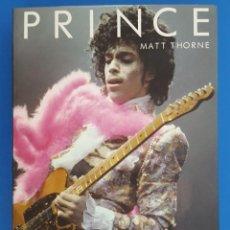 Libros: LIBRO / MATT THORNE - PRINCE, ALBA EDICIONES 1ª EDICION OCTUBRE 2013. Lote 209752591
