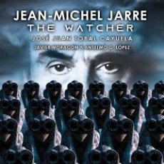 Libros: JEAN-MICHEL JARRE: THE WATCHER. Lote 212002057
