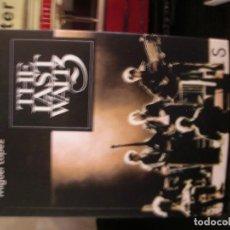 Libros: IMPOSIBLE VIVIR ASÍ: THE LAST WALTZ- MIGUEL LÓPEZ. LIBRO.. Lote 257323995