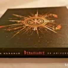 Libros: MONICA NARANJO LIBRO RENAISSANCE 140 PAG MADAME NOIR MES EXCENTRICITES 2020 RARE. Lote 213399328