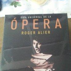 Libros: GUIA UNIVERSAL DE LA OPERA. Lote 214484898