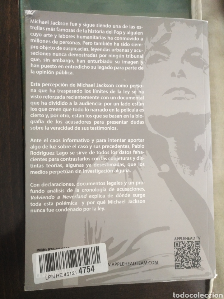 Libros: Volviendo a Neverland - Foto 2 - 214652692