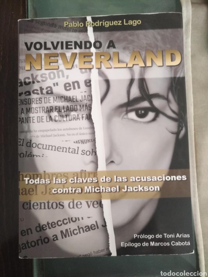 VOLVIENDO A NEVERLAND (Libros Nuevos - Bellas Artes, ocio y coleccionismo - Música)