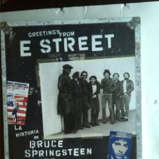 Libros: ROBERT SANTELLI - GREETINGS FROM E STREET. LA HISTORIA DE BRUCE SPRINGSTEEN AND THE E STREET BAND. Lote 216724955
