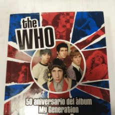 Libros: THE WHO - MAR SNOW. Lote 217984003