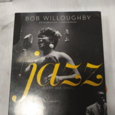 Libros: JAZZ BODY AND SOUL - PRÓLOGO DE DAVE BRUBECK. Lote 217987070