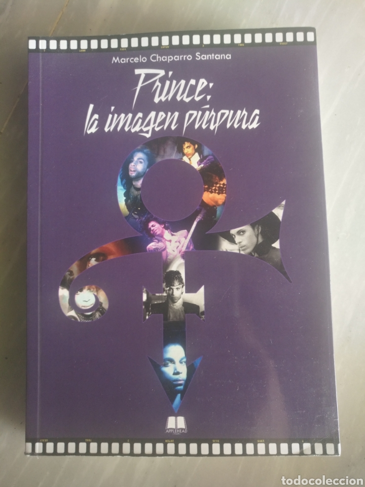 PRINCE LA IMAGEN PÚRPURA (Libros Nuevos - Bellas Artes, ocio y coleccionismo - Música)
