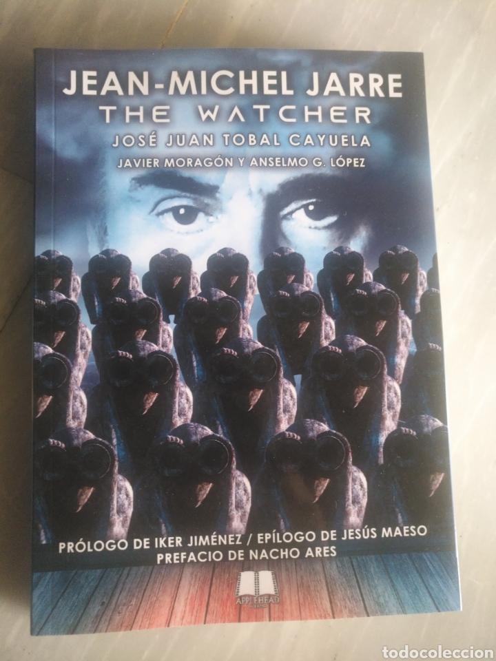 JEAN MICHEL JARRE THE WATCHER (Libros Nuevos - Bellas Artes, ocio y coleccionismo - Música)