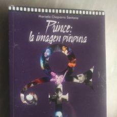 Libros: PRINCE LA IMAGEN PÚRPURA. Lote 218138481