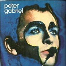 Libros: PETER GABRIEL - ARMANDO GALLO. Lote 218231905