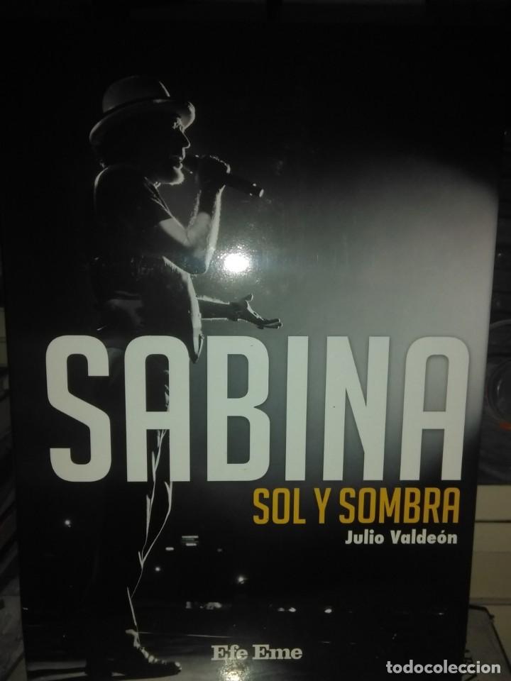 JULIO VALDEON.SABINA.SOL Y SOMBR.EFE EME (Libros Nuevos - Bellas Artes, ocio y coleccionismo - Música)