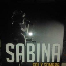 Libros: JULIO VALDEON.SABINA.SOL Y SOMBR.EFE EME. Lote 218642828