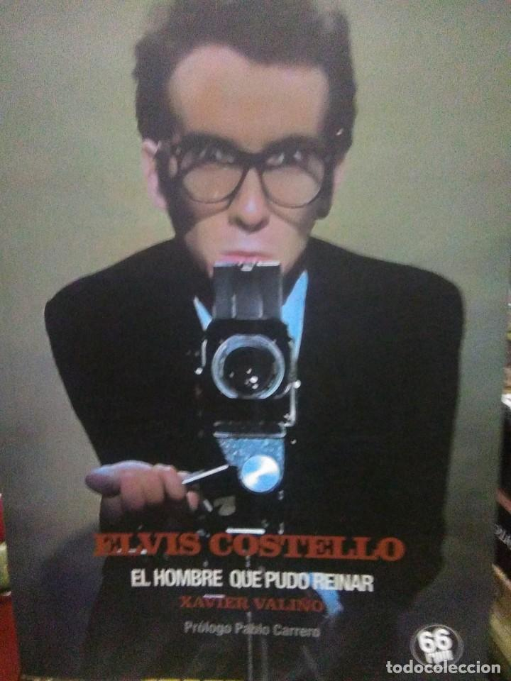 JAVIER VALIÑO.ELVIS COSTELLO.66RPM (Libros Nuevos - Bellas Artes, ocio y coleccionismo - Música)