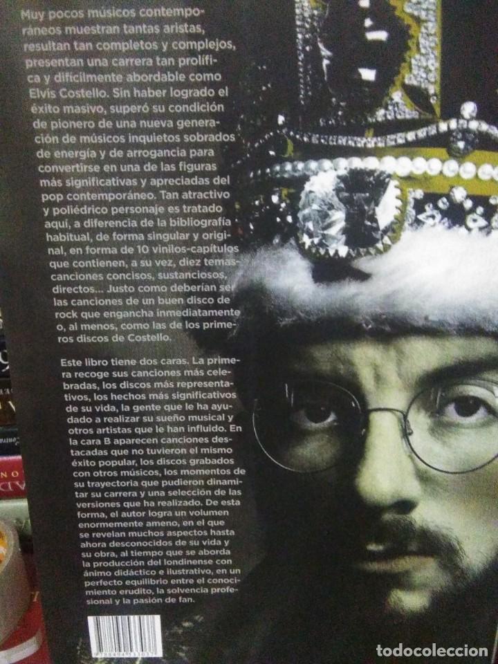 Libros: Javier Valiño.Elvis Costello.66rpm - Foto 2 - 218644486