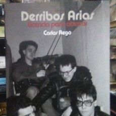 Libros: CARLOS REGO.DERRIBOS ARIAS.66RPM. Lote 218644818