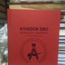 Libros: PATRICIA GODES.AVIADOR DRO(ANARQUÍA CIENTÍFICA).LA FELGUERA. Lote 218646970