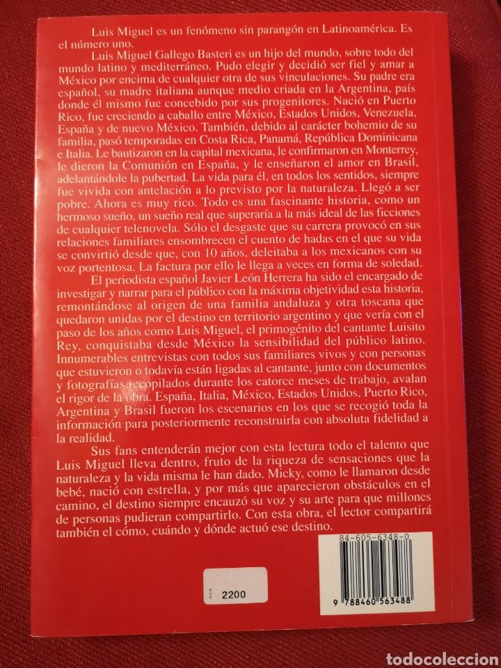 Libros: Luis Mi Rey - Javier León Herrera - Foto 2 - 218647102