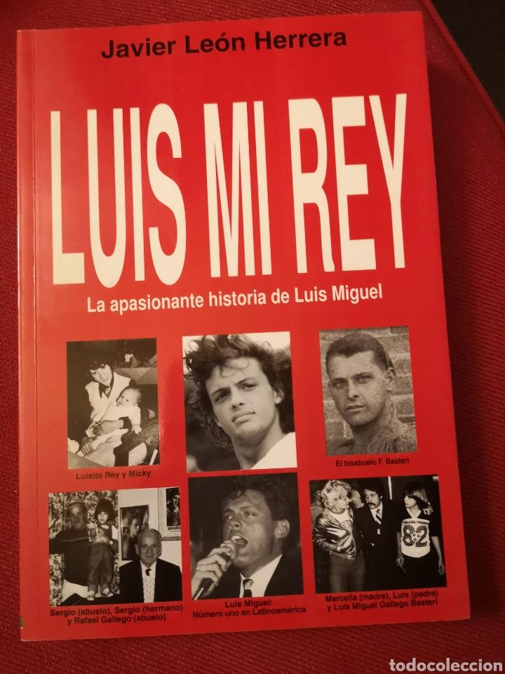 LUIS MI REY - JAVIER LEÓN HERRERA (Libros Nuevos - Bellas Artes, ocio y coleccionismo - Música)