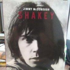 Libros: JIMMY MCDONOUGH.SHAKEY(LA BIOGRAFÍA DE NEIL YOUNG).CONTRA. Lote 218662373
