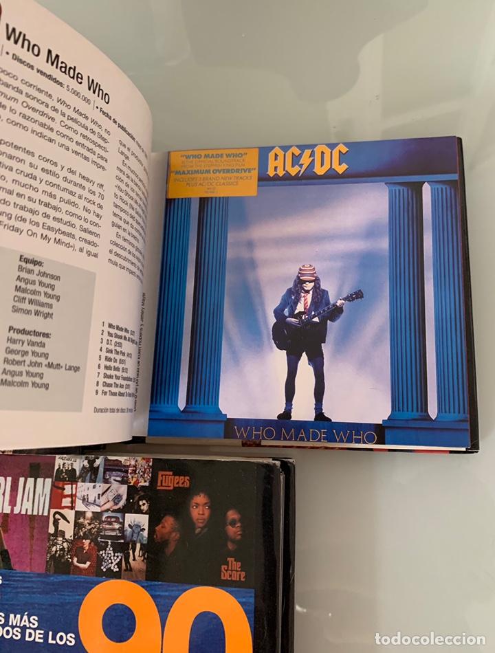 Libros: Lote de Libros Los 100 discos más vendidos de los 60/80/90 - Foto 3 - 218733888