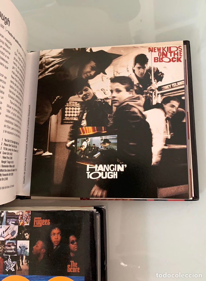 Libros: Lote de Libros Los 100 discos más vendidos de los 60/80/90 - Foto 4 - 218733888