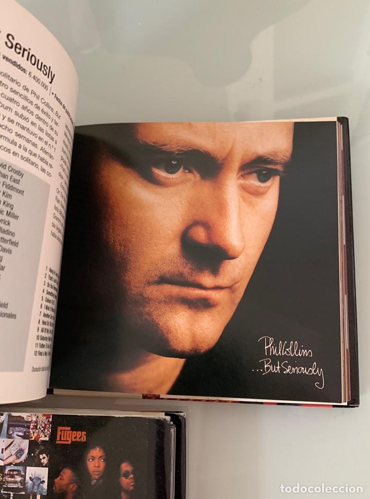 Libros: Lote de Libros Los 100 discos más vendidos de los 60/80/90 - Foto 5 - 218733888