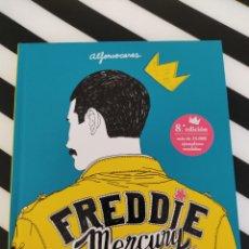 Libros: FREDDIE MERCURY. Lote 219167996