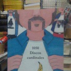 Libros: JUANJO MESTRE .1050 DISCOS CARDINALES.MAKMA. Lote 220303743