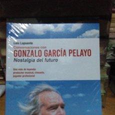 Libros: LUIS LAPUENTE.CONVERSACIONES CON GONZALO GARCÍA PELAYO.EFE EME. Lote 220622492