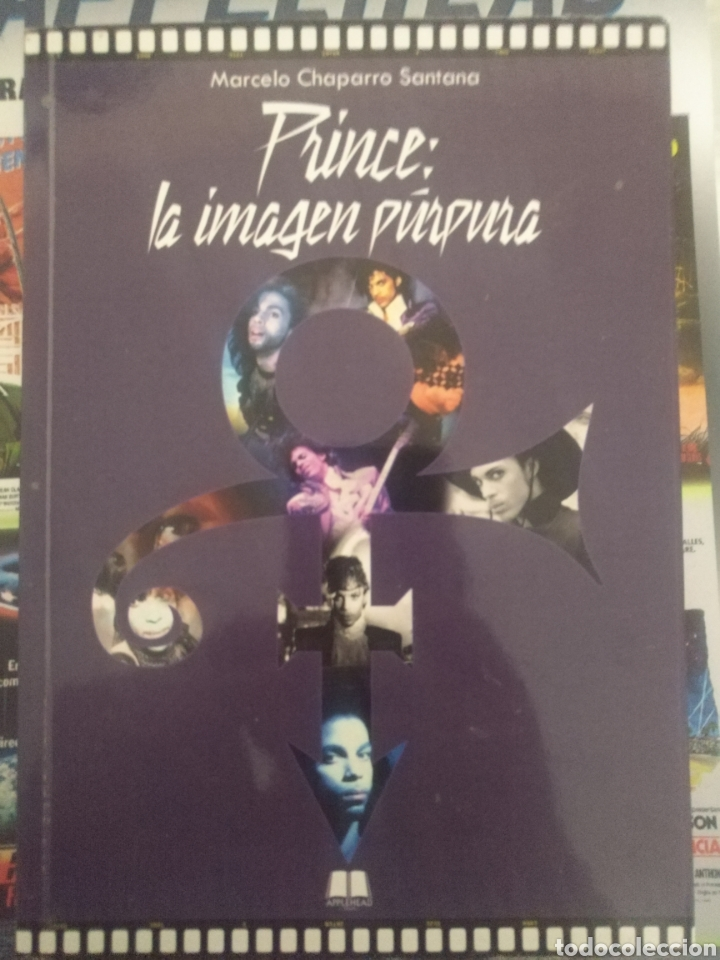 PRINCE. LA IMAGEN PÚRPURA (Libros Nuevos - Bellas Artes, ocio y coleccionismo - Música)