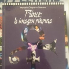 Libros: PRINCE. LA IMAGEN PÚRPURA. Lote 220651777