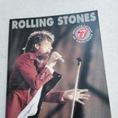 Libros: ROLLING STONES REVISTA ROCK. Lote 220698725