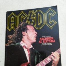 Libros: AC/DC REVISTA. Lote 220698840
