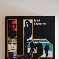 Libros: U2 - MÁS QUE UNA BANDA DE ROCK. Lote 222070848
