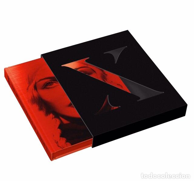 Libros: MADONNA MADAME X LIBRO VIP NUEVO - Foto 2 - 213923870