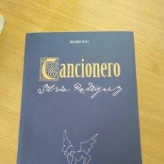 Livres: SILVIO RODRIGUEZ LIBRO CANCIONERO-EDICIONES OJALA-CUBA. Lote 224217411