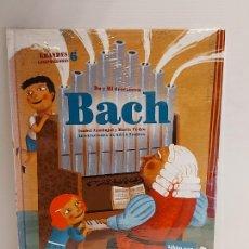 Libros: DO Y MI DESCUBREN BACH / GRANDES COMPOSITORES 6 / LIBRO CON CD + JUEGOS / PRECINTADO.. Lote 227057760